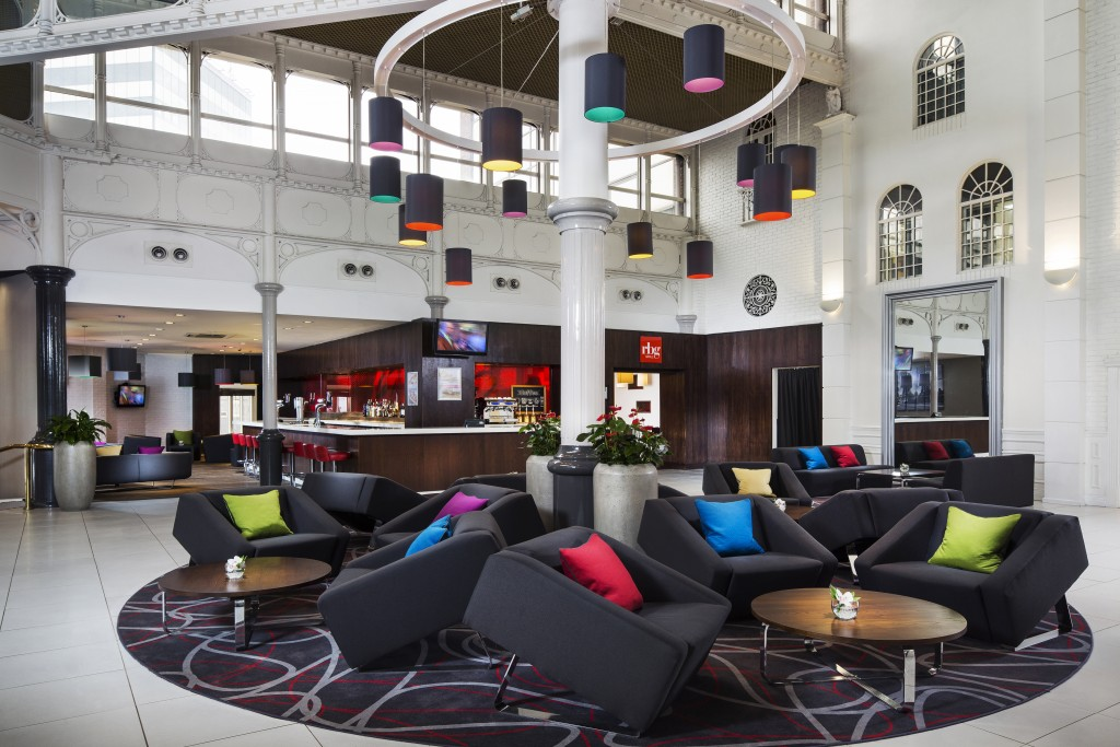 Park Inn by Radisson, Cardiff, Wales
