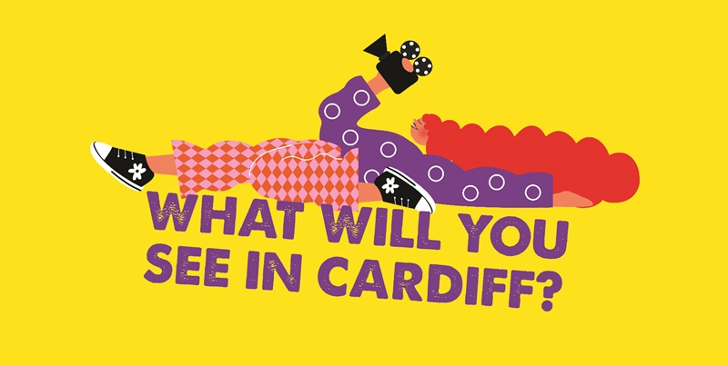 What will you see in Cardiff?